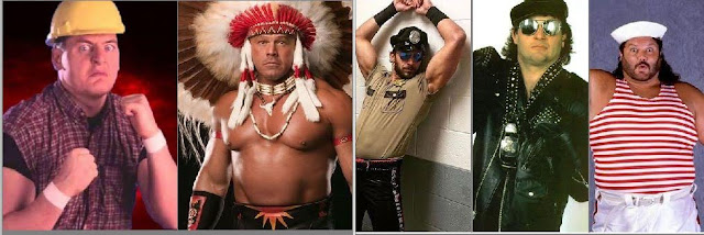WWE Village People