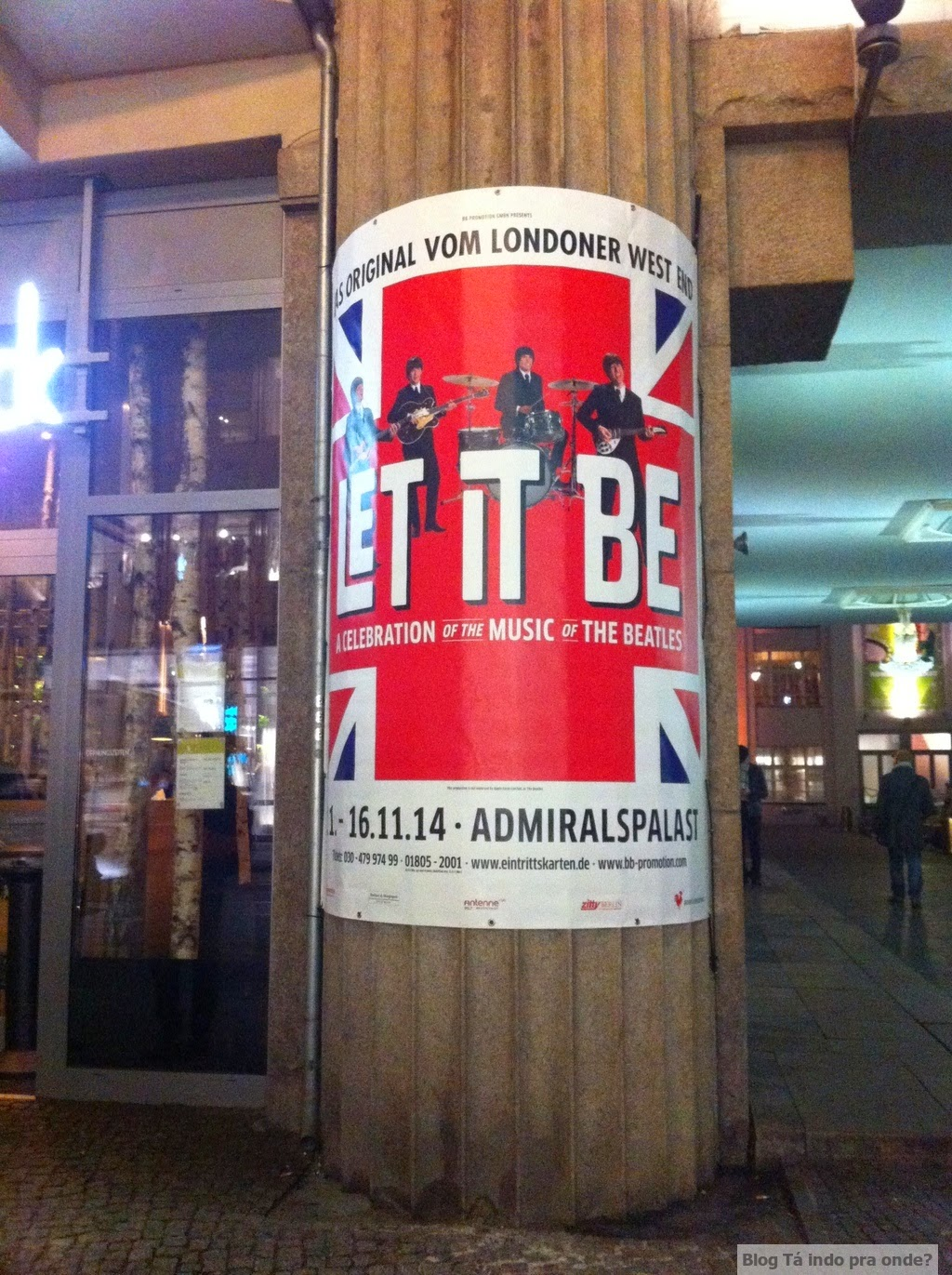 """musical """"Let it Be"""""""