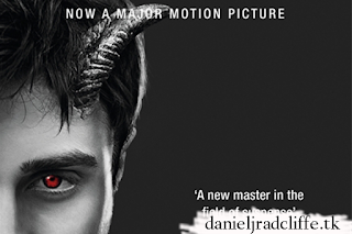 Movie Tie-In edition of Horns (UK)