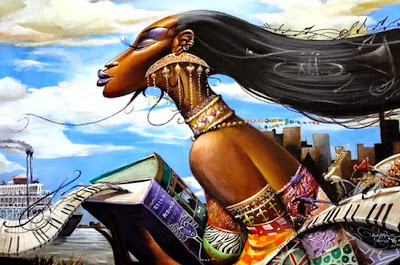 pinturas-de-negras-africanas