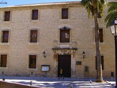 Palacio de Villardompardo,Jaen