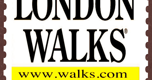 #London Walks Walk Of The Week: Down, Dirty, Disastrous London. And Pubs.