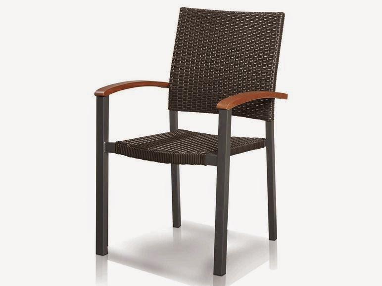 florabest geflecht stapelstuhl lidl dein produktbewertungen. Black Bedroom Furniture Sets. Home Design Ideas