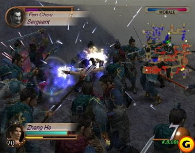 Dynasty Warriors 3 (PS2) 2001