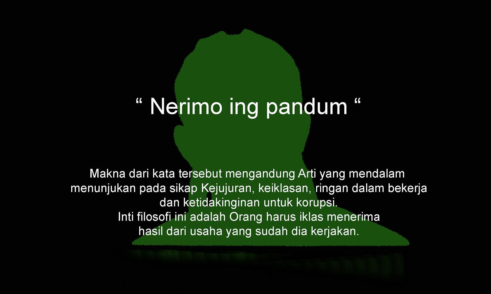14 Kata Bijak Orang Jawa