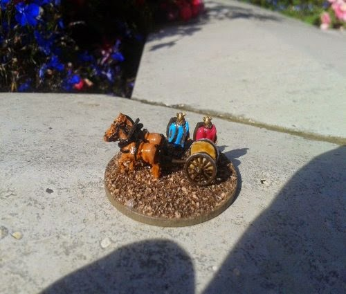 Here's a British chariot command we have finished hope you enjoy it  picture 2