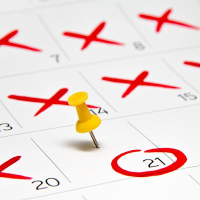 Calendario fiscal 2017: septiembre
