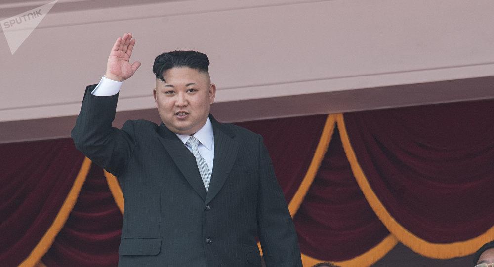 Ο Κιμ Γιονγκ Ουν επίβλεψε την «τακτική» δοκιμή καθοδηγούμενου όπλου