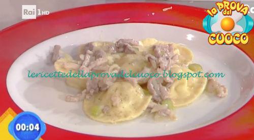 Ravioli al bitto con ragù bianco ricetta Scarpa da Prova del Cuoco