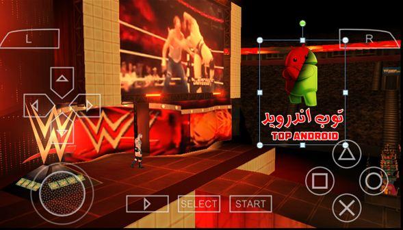 تحميل لعبة المصارعة دبليو دبليو إي تو كي 18 || WWE 2K 18 PSP