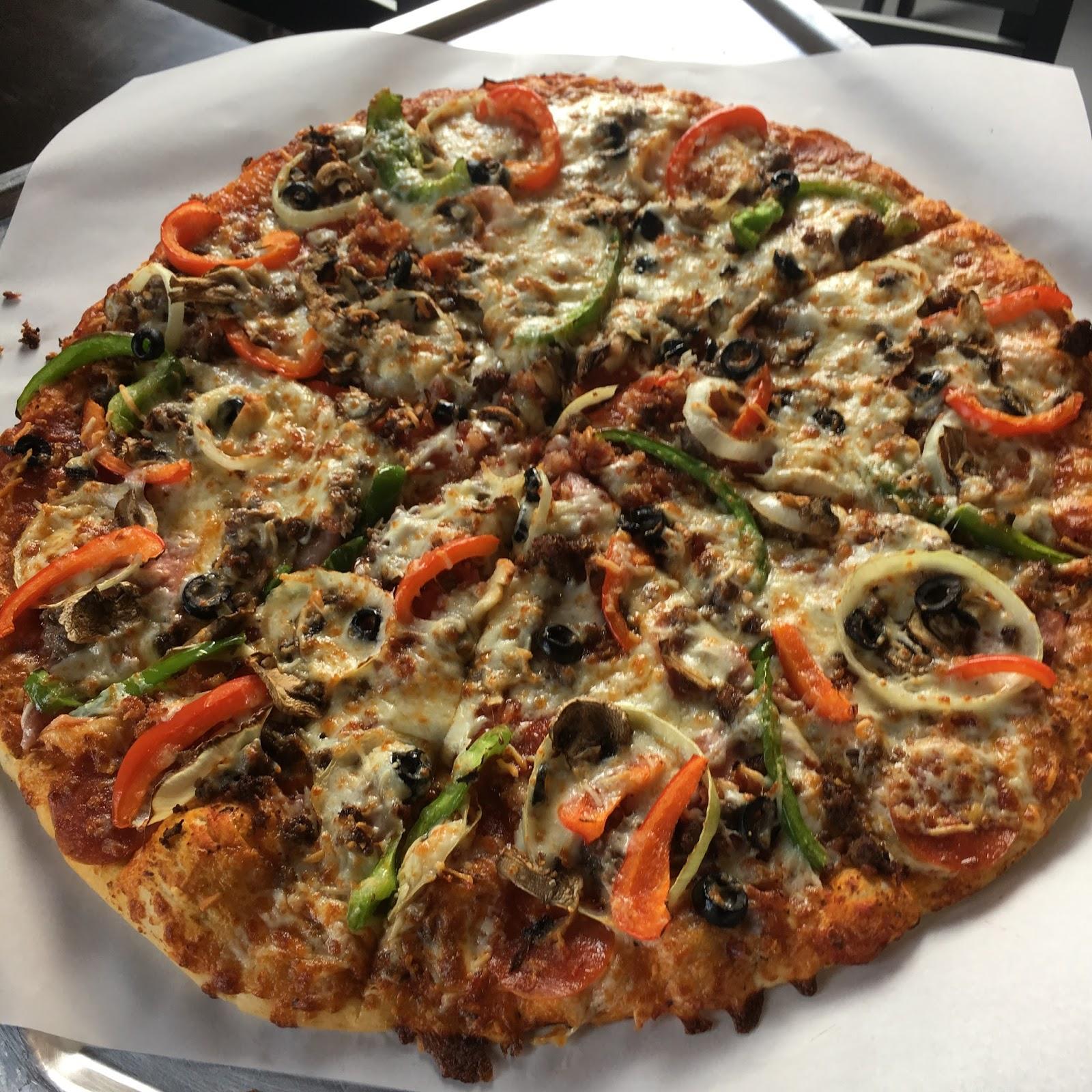 TASTE OF HAWAII YELLOW CAB PIZZA PANY