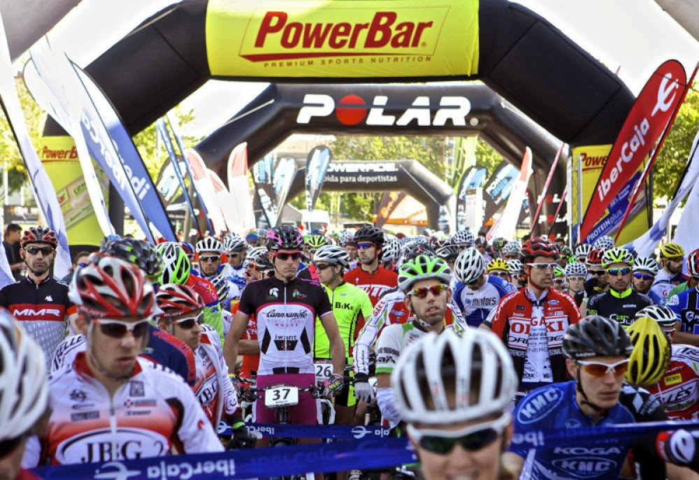 SALIDA RIOJA BIKE RACE