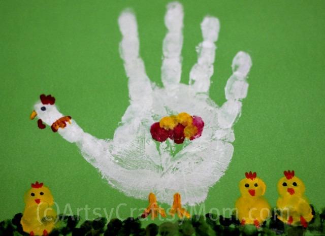 Handprint+Chicken sml