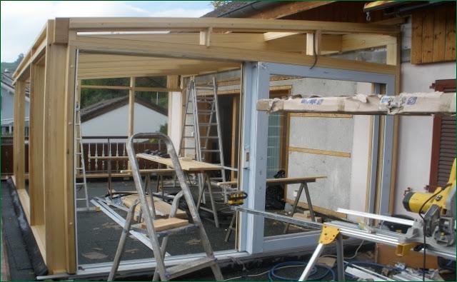 ogrody zimowe, ogrody zimowe drewniano-aluminiowe, budowa, konstrukcje,