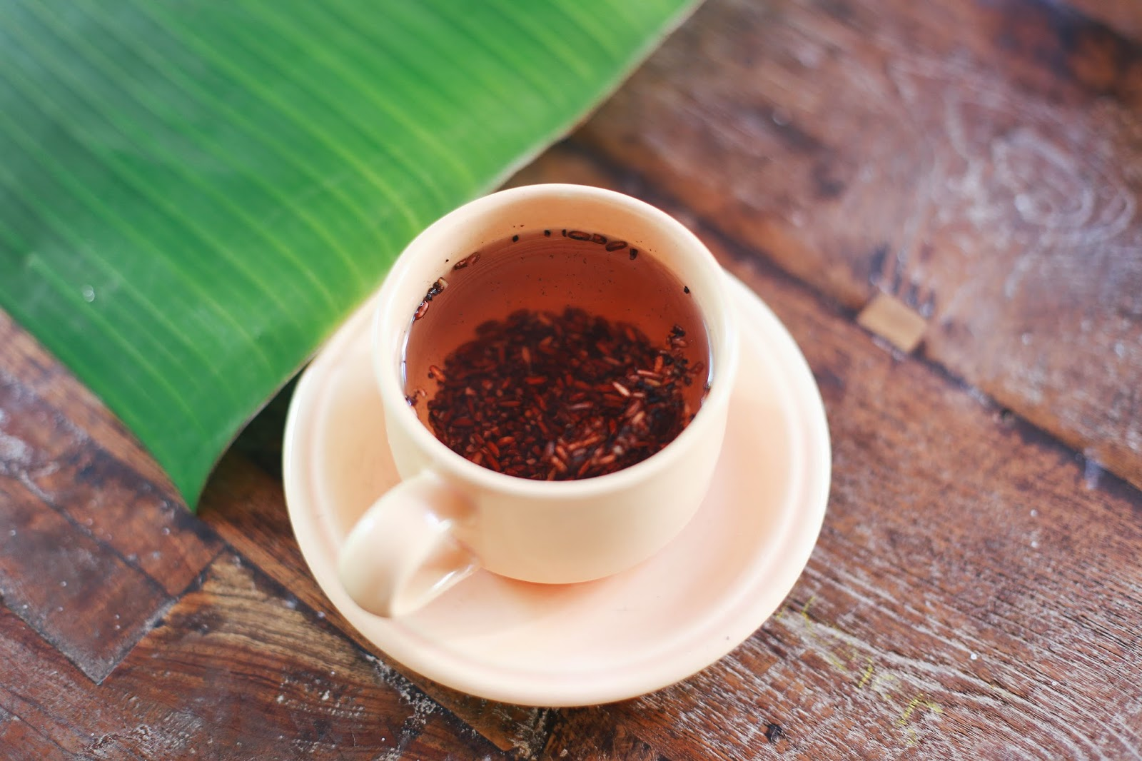 red rice tea benefits