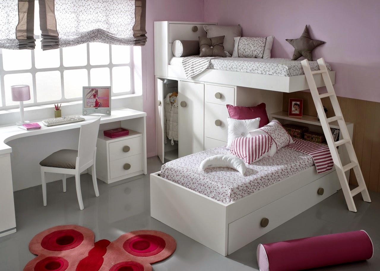 Dormitorios juveniles 3 camas top dormitorios juveniles for Mueble 3 camas