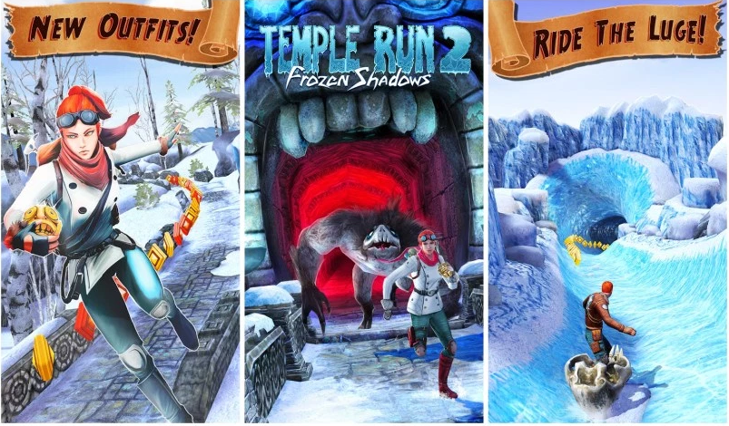 Cheat Temple Run 2 apk mod