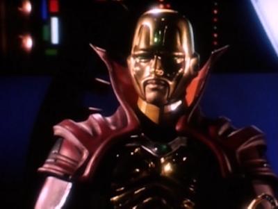 Count Dregon Masked Rider
