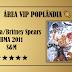 Área VIP: Rihanna e Britney Spears com 'S&M' no BMA 2011