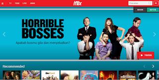 Ulasan Lengkap tentang iflix buat Kartu XL dan Indosat
