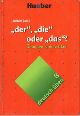 Download free ebook Deutsch üben 08. Der, die oder das ? pdf