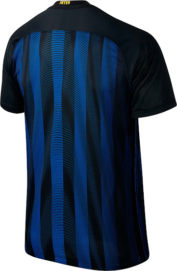 innovative design 2a829 0bf83 Inter Milan 16-17 Home Kit Released - Footy Headlines