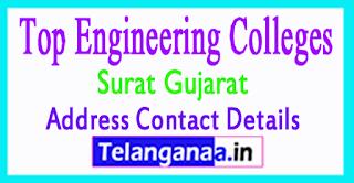 Top Engineering Colleges in Surat Gujarat