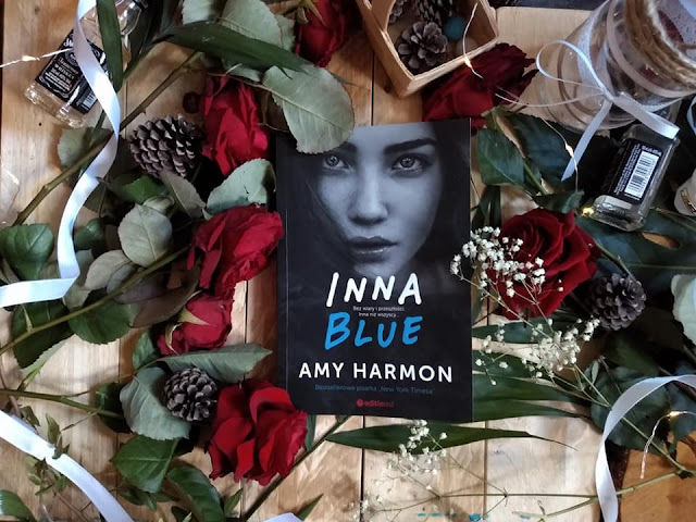 Inna Blue- Amy Harmon