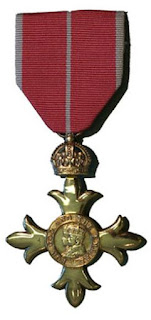 Officer of the Order of the British Empire (O.B.E.)