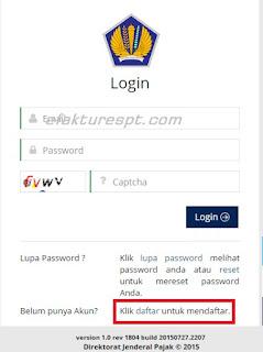 eregistration daftar NPWP Online