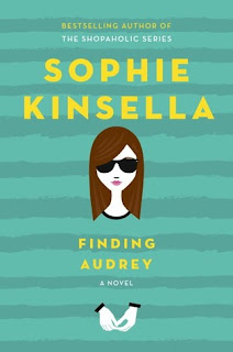 Fuelled By Fiction Fueled Book Blog Finding Audrey Sophie Kinsella Young Adult