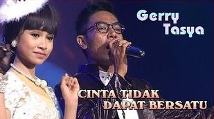 Gerry Mahesa Feat Tasya Rosmala Cinta Tak Dapat Bersatu Mp3