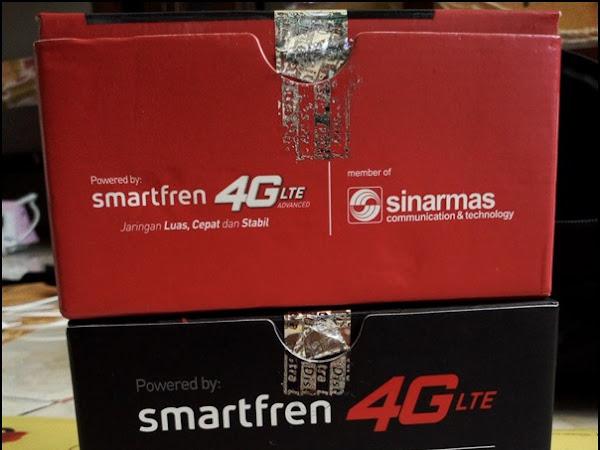 Unboxing Smartfren Connex CE682, Andromax M2Y, dan Andromax M3Y
