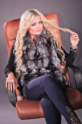 Viktorika ist eine Russische Frau