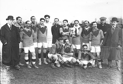 Selecció catalana de futbol, 1912