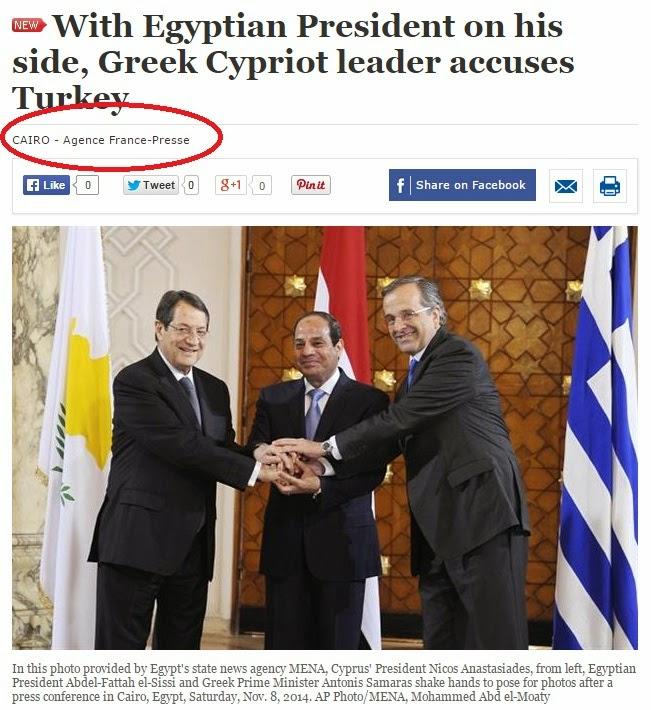 76bc5e505ab3 Τουρκία  Σε αμηχανία ο Τύπος από τη συμμαχία Ελλάδας - Κύπρου ...