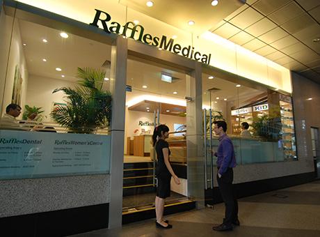 Raffles forex singapore