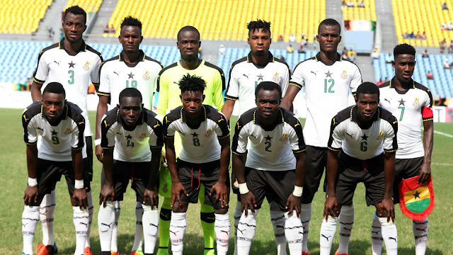 Ghana vs Nigeria [4-1] at 2017 WAFU Cup of Nations - Full Commentary, All Goals HD Video Highlights and Match report (Watch HD Video)