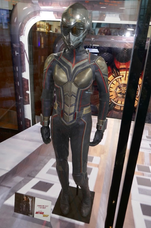 Evangeline Lilly Ant-Man and Wasp film costume