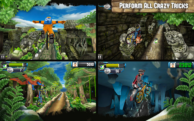 Xcite Mountain Bike V1.2.2 Mod Apk (Unlimited Money) Terbaru
