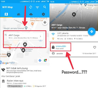 Cara pakai aplikasi wifi map android
