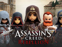 Download Assassin's Creed: Rebellion Apk Mod Updated Terbaru