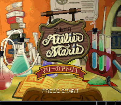 【SS】瑪莉的工作室:薩爾布魯克的鍊金術士(Atelier Marie〜Salberg no Renkinjutsushi)!