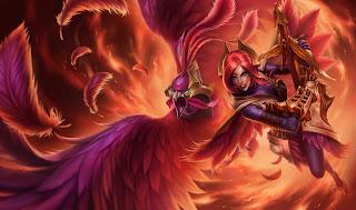 Phoenix Quinn Skin