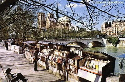 Bouquinistes Paris