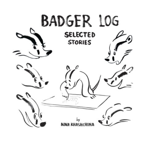 My Badger Book!