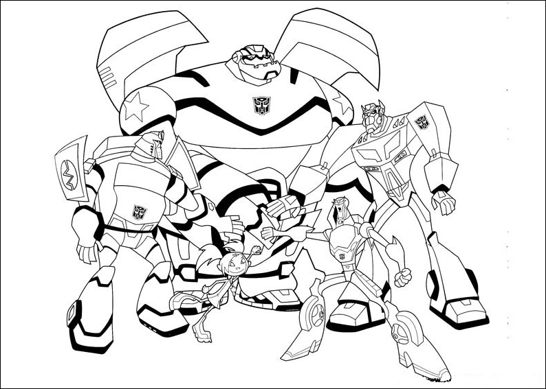 Dream transformers rescue bots coloring pages 11 photo for Rescue bots heatwave coloring page