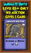 Animate - Wizard101 Card-Giving Jewel Guide