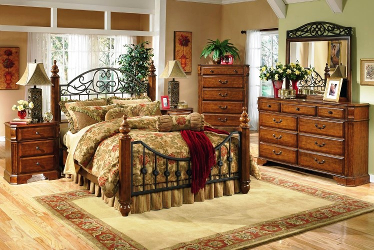 Antique Victorian Bedroom Furniture Wood Classic Design Ideas With
