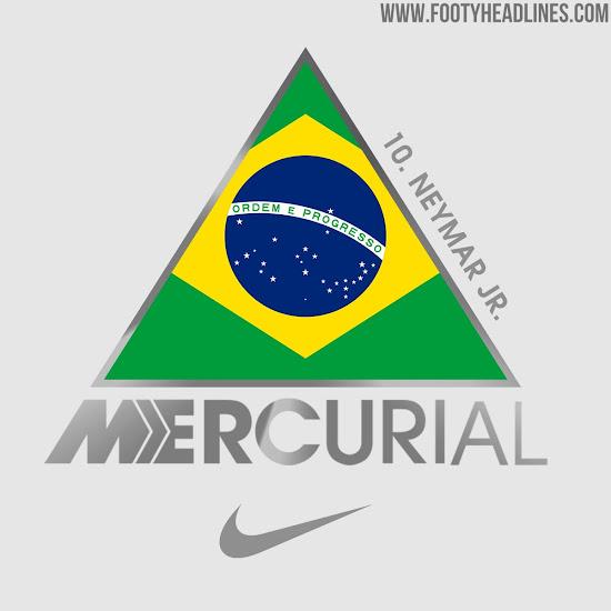 Nike WM 2018 Fußballschuh Kollektion geleakt Nur Fussball